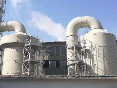 PP废气吸收塔